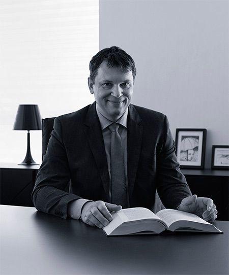 Boris Kanduti - odvetnik